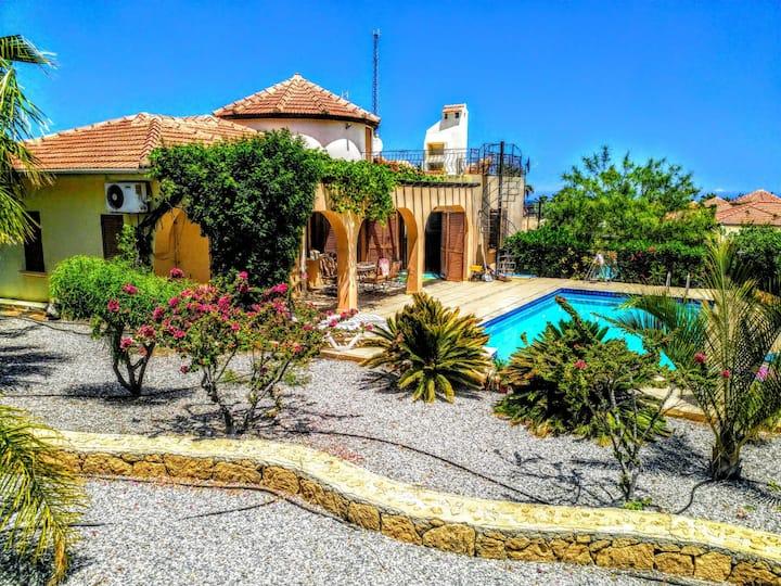 Holiday vila Cyprus