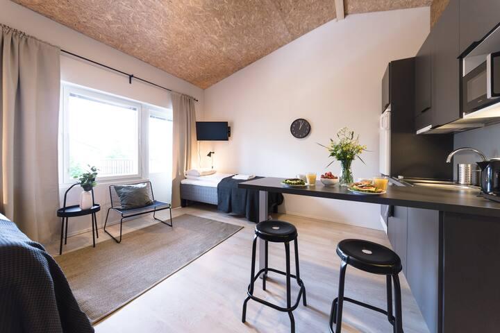 SSA Spot studio apartment Konala