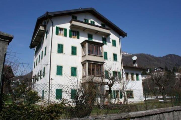 Ampio Appartamento nel cuore delle Dolomiti! - Forno di Zoldo - Apartment