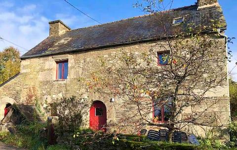 Authentique maison Bretonne Le Coty