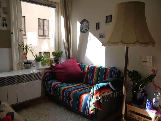 Cute, quiet room in the heart of St.Pauli