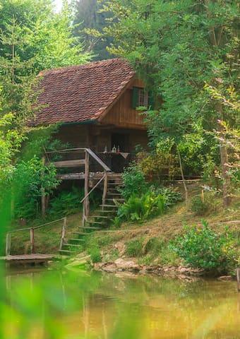 Teichwiesn Knusperhaus