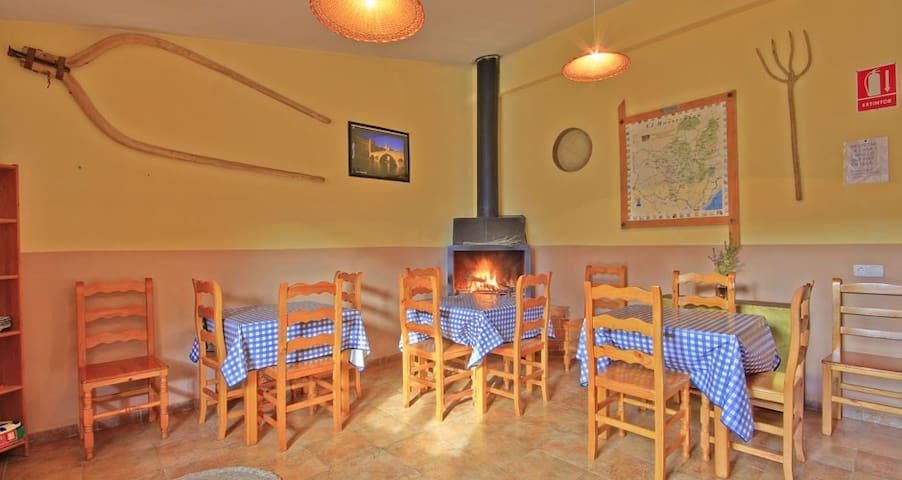 BARRANC DE LA SERRA - Apartamento - Fuentespalda - Apartment