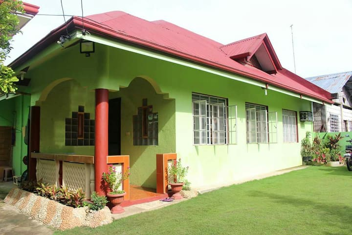 TRANSIENT HOUSE FOR RENT IN BOHOL