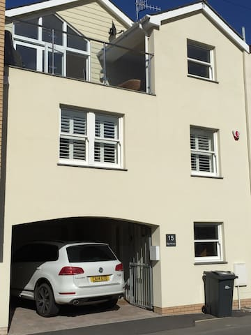 Luxury house in Ilfracombe harbour - Ilfracombe - Talo