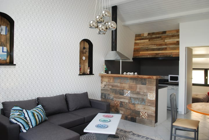 Cosy loft appartement 3*