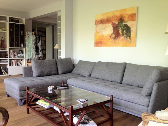 Grand appartement standing 125 M2 - La Celle-Saint-Cloud - Condominium