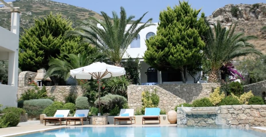 Private studio 1 in a paradise - Skyros - Appartement