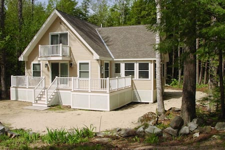 Lake Winnipesaukee - Beach Access - 138 - Moultonborough - Rumah
