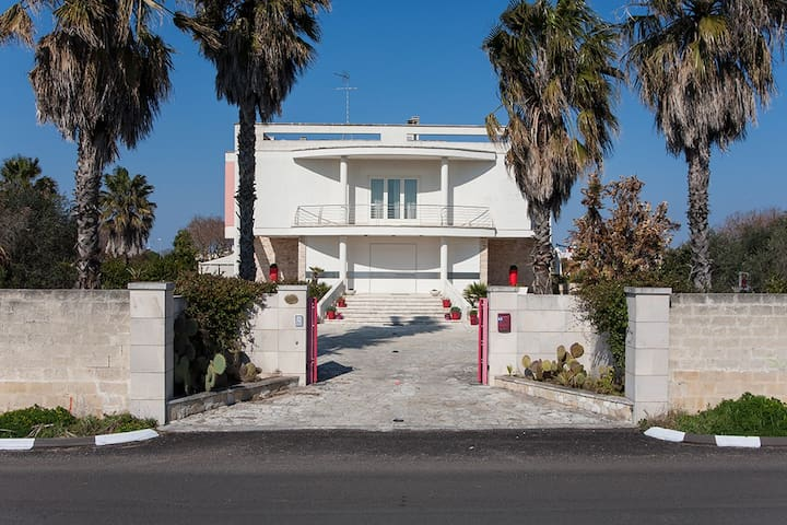 Exclusive Villa close to Otranto
