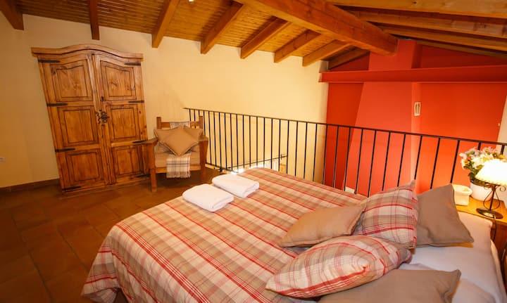 Hermosa casita para 2 muy cerca de Buitrago