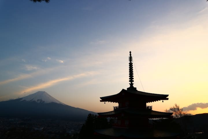 Fujisan YOU Apartment 201  Near Mt.Fuji