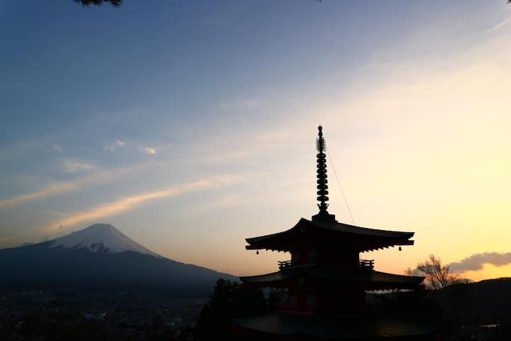 富士山・結アパートメント201号室