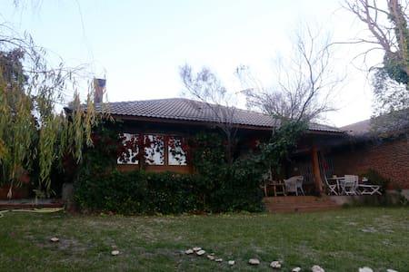 Habitación en casa de campo - San Agustin de guadalix  - Σαλέ