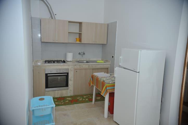 LU JENTU Appartamento vista mare costa Salento