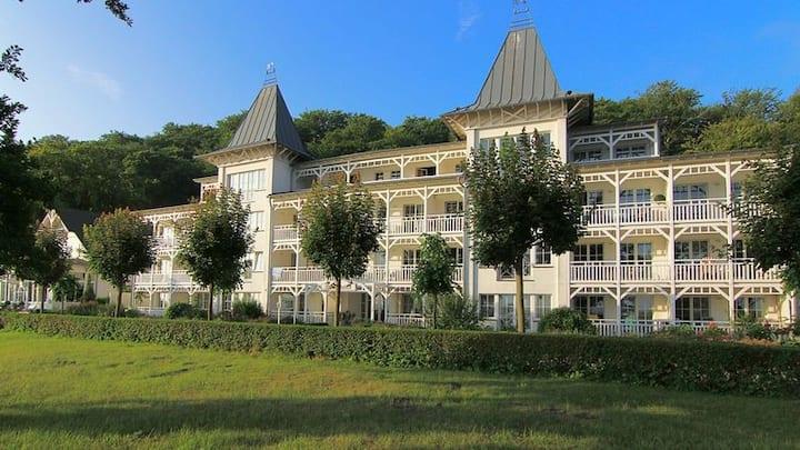 Villa Seeschloss Binz Wohnung 27