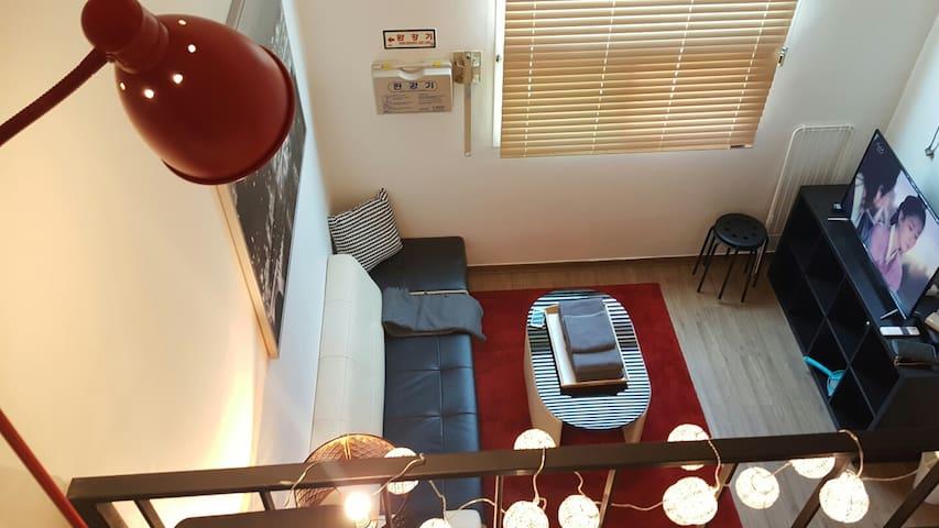 [New Room]Gorgeous House - Yangcheon-gu - Lägenhet