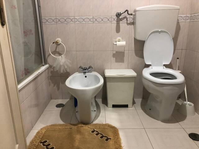 Banheiro Limpo e Higiénico