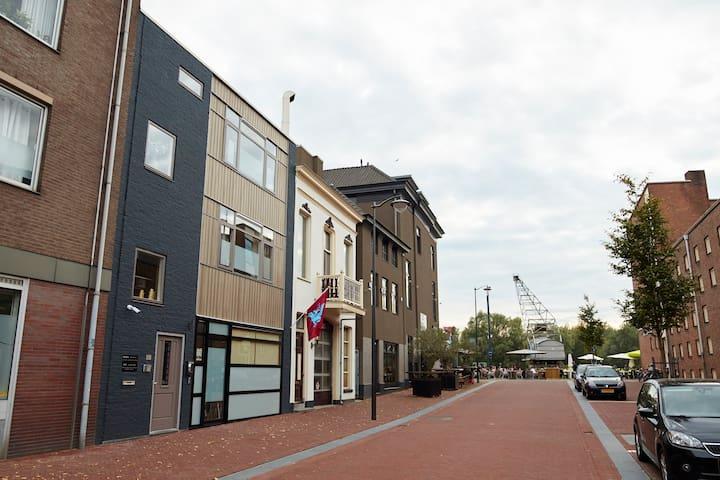 Lovely boutique deluxe House centre @ Rijnkwartier