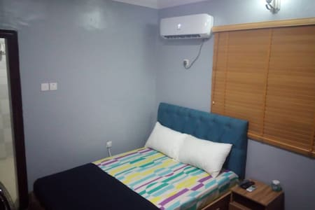 Accessible Cozy & Modern Flat with Jabi lake view.