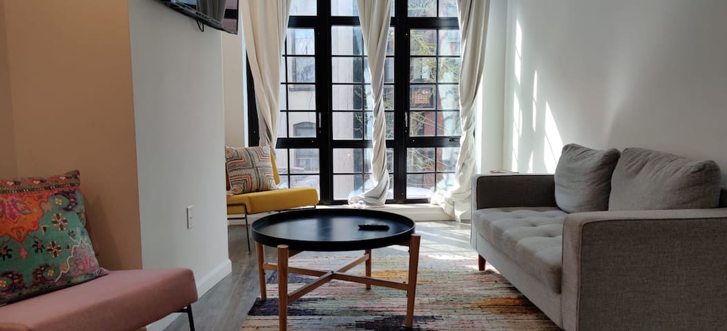 138 Bowery, Suite with King Bed
