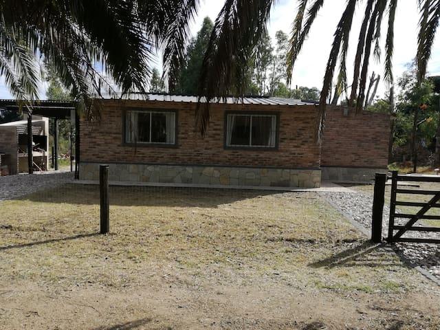 Acogedor hogar a estrenar en Bella Vista Maldonado