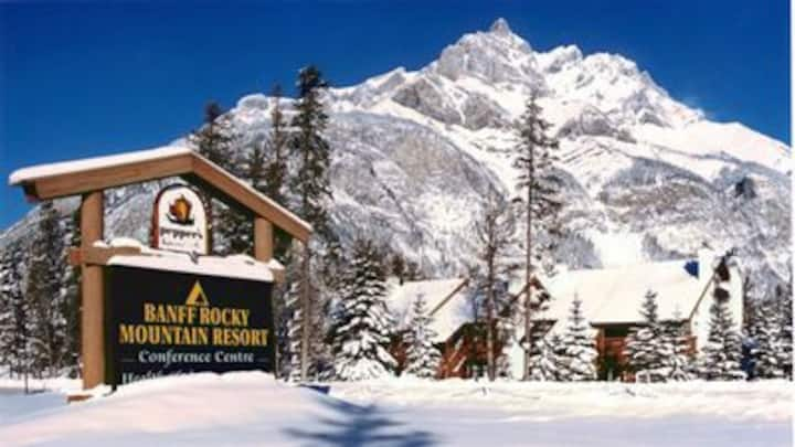 Christmas in Banff - your own 1-bedroom condo!