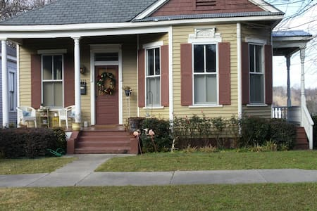 1 Bedroom Cottage Duplex 1013 B - Vicksburg
