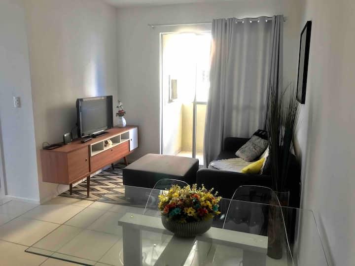 Apartamento com piscina em Palhoça City