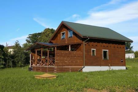 Cozzy country house near Vilnius - Motiejiškės - Casa
