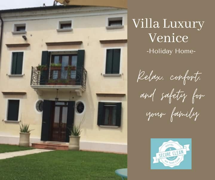 Venice villa luxury