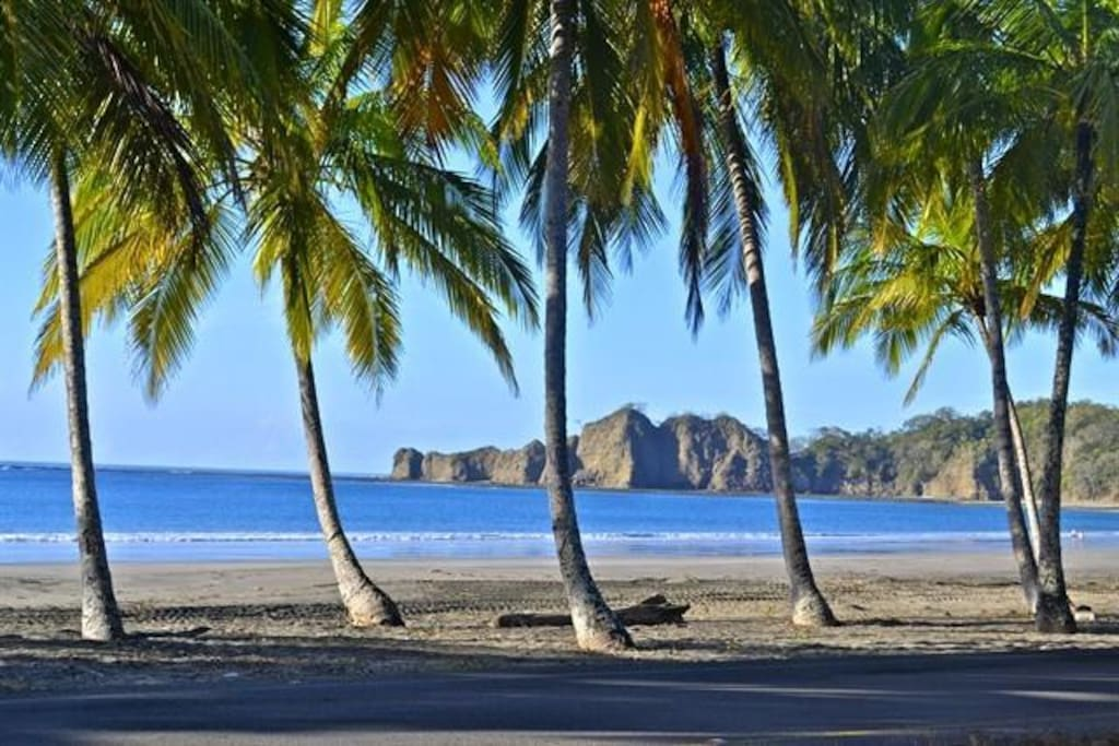 Puerto Carrillo Beach, Costa Rica