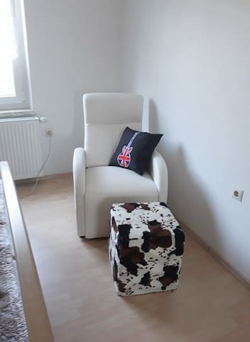 Schlafzimmer -  Sessel