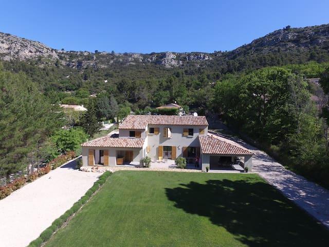 Mas Provençal Aix-en-Provence - Vauvenargues - 단독주택