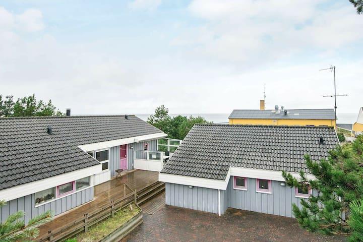 Beautiful Holiday Home in Glesborg with Sauna