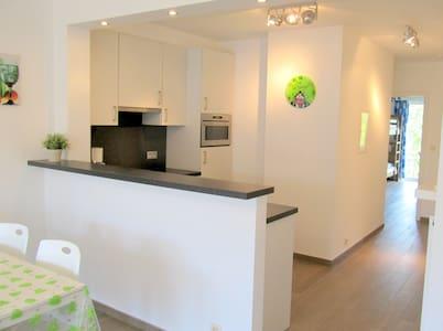 Leuk modern vakantie appartement Oostduinkerke bad - Koksijde - Apartemen