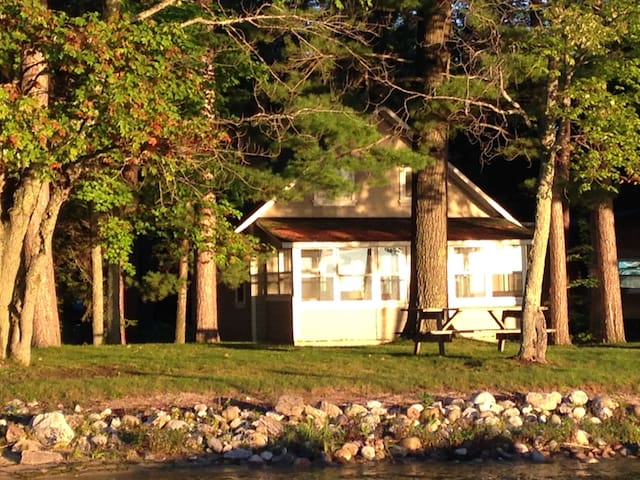 Craig's Cottage on Black Lake