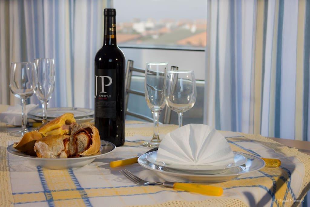 Sala de Jantar Miguel Marnoto Fotografia