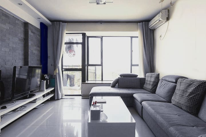 A room with a sea view - Shenzhen - Apartment