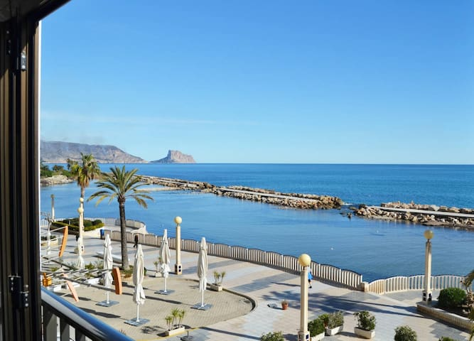 Wonderful Seafront Apartment
