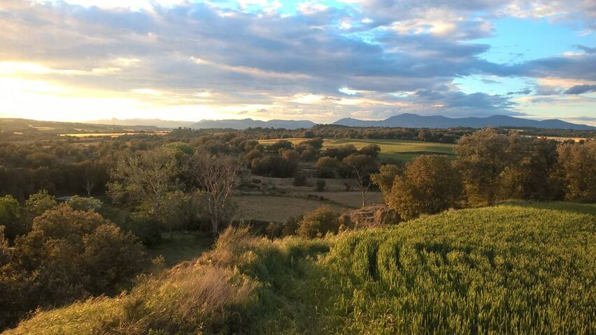 Acogedor Loft en Bespén, Somontano de Huesca