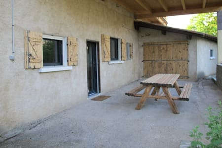 Appartement - Gite de la Germanette - Serres - Wohnung