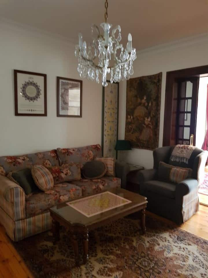 Dokki Classy 4-bedroom fully furnished appartment