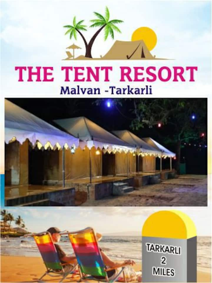 The Tent Resort,Malvan - Tarkarli