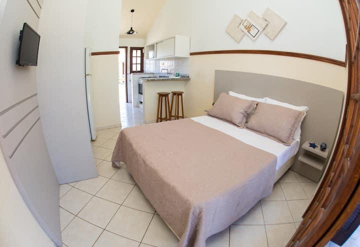 Apartamento à Beira Mar em Itapirubá / Imbituba SC
