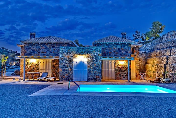 Three Bedroom Villa -  Complex S1 - Agia Galini - Villa