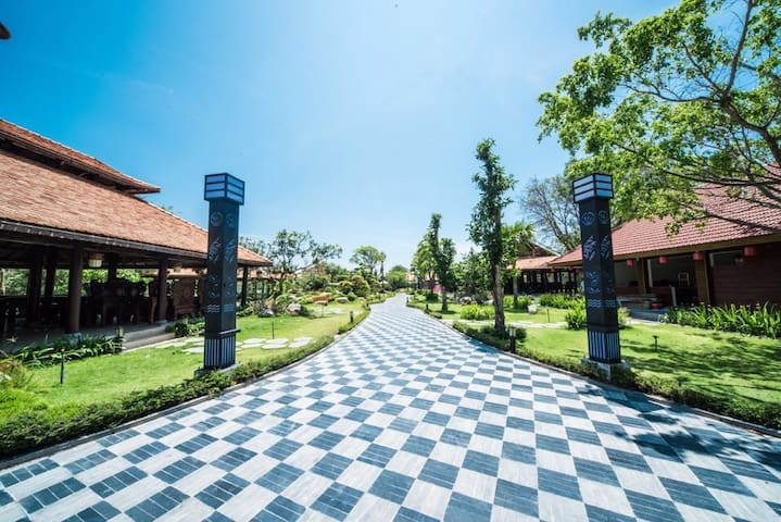 Cần Giờ - Peaceful Paradise Resort - 4 bed-rooms