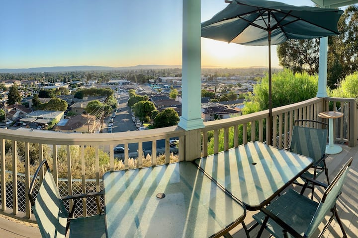 Private comfort & views, great access to SF Bay #1