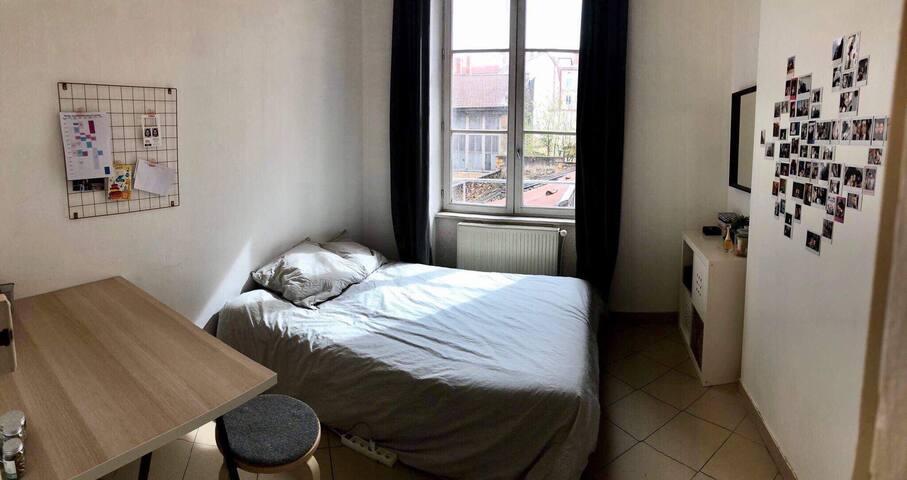 Chambre privée Perrache/Bellecour