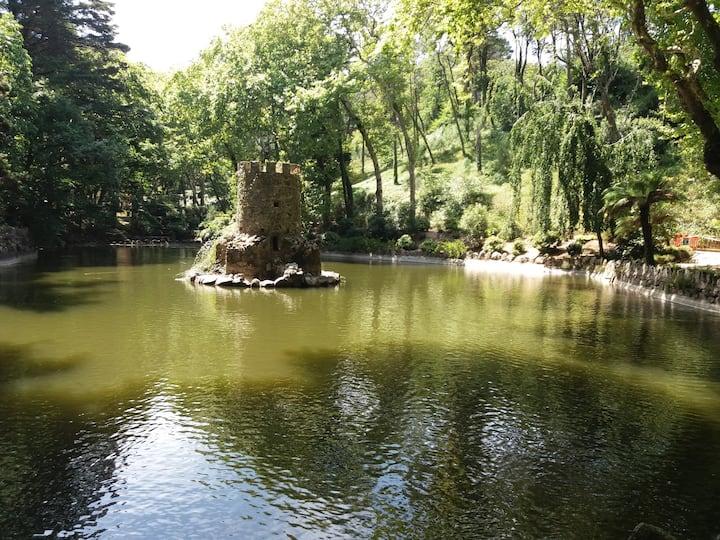 Pena Park lakes